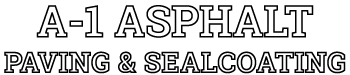 A1 Asphalt Paving & Sealcoating Logo